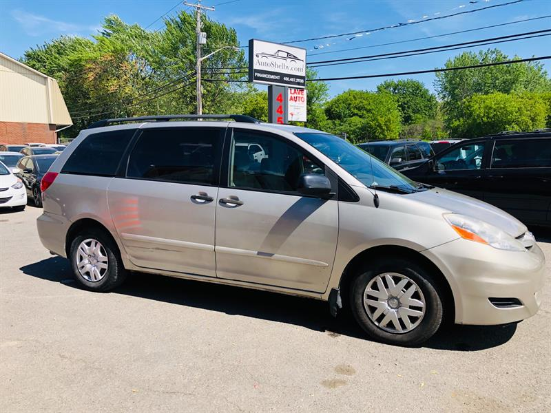 Toyota Sienna 2007 CE-7 Passagers-Air-Groupe Electrique #5494-2