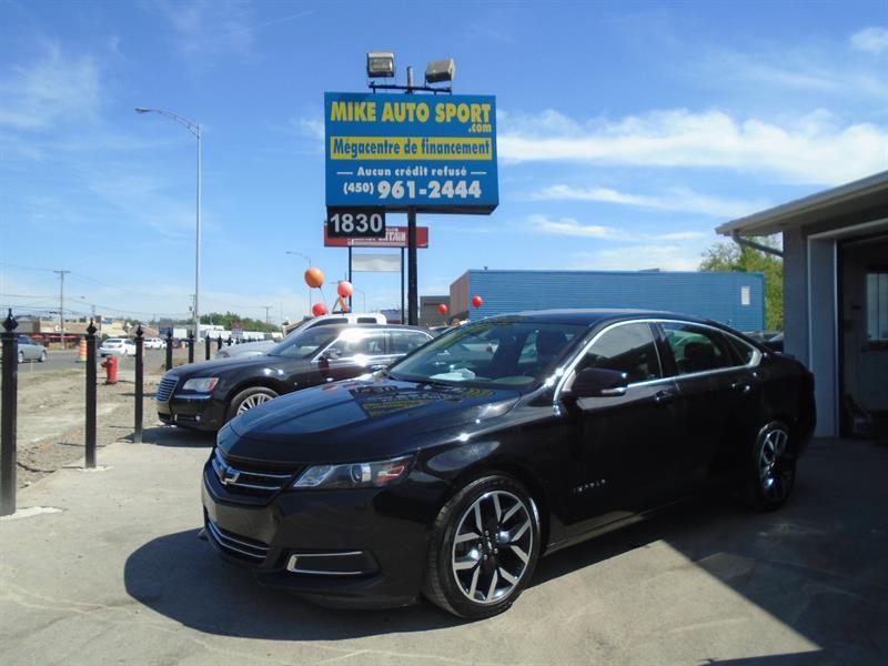 Chevrolet Impala 2016 4dr Sdn LT w-2LT
