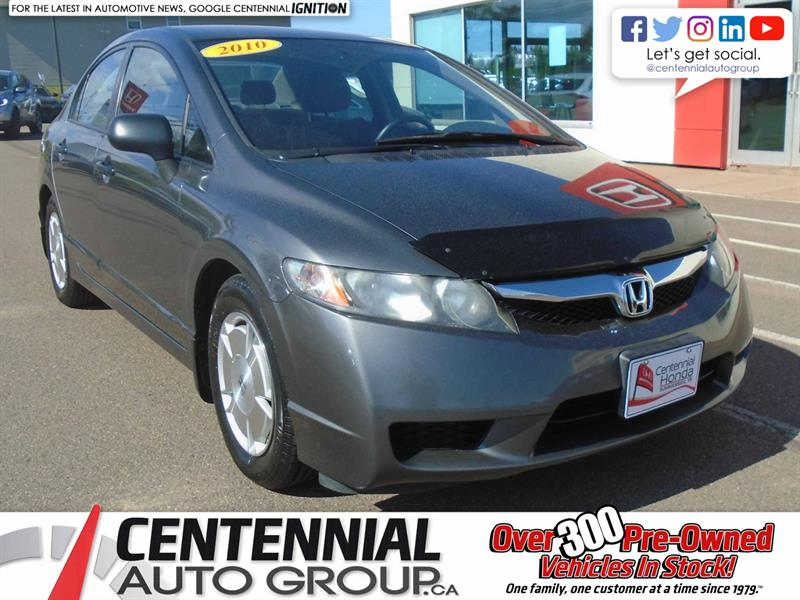 2011 Honda Civic Sdn DX-G |  #9834B