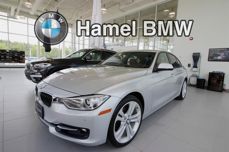 2015 BMW 3 Series 4dr Sdn 328i xDrive AWD #U19-127