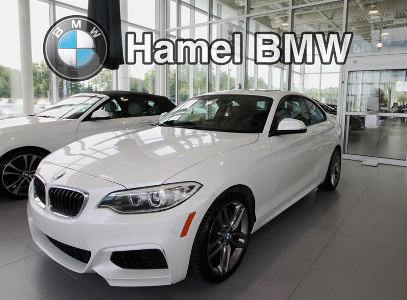 2015 BMW 2 Series 2dr Cpe 228i xDrive AWD #U19-129