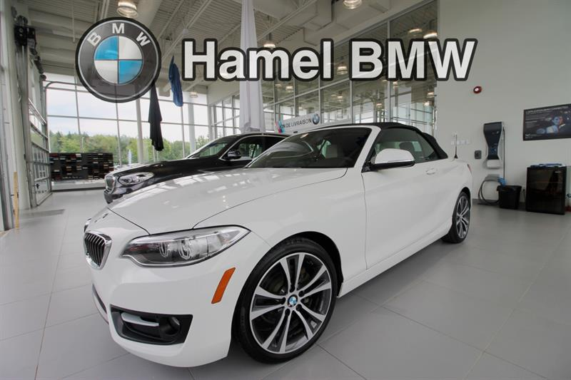 2015 BMW 2 Series 2dr Conv 228i xDrive AWD #u19-118