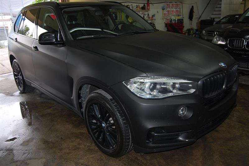BMW X5 2015 AWD 4dr xDrive35d