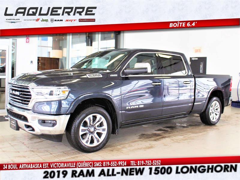 2019 RAM  c/k 1500 Longhorn