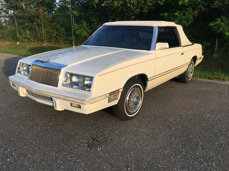 1982 Chrysler  LeBarron