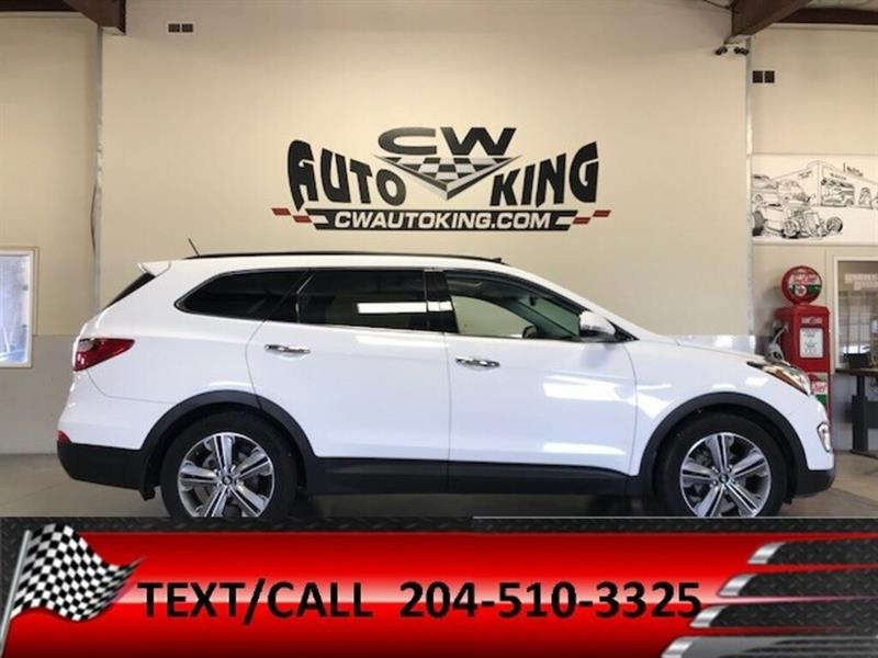 2013 Hyundai SANTA FE XL Limited / 6-Passanger/All Available Luxury Options #20042436