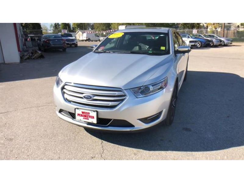 2017 Ford Taurus LIMITED **ALL WHEEL DRIVE** #5329