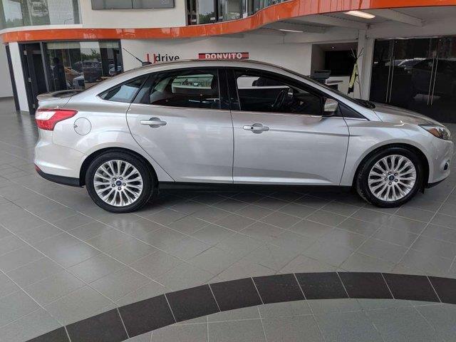 2012 Ford FOCUS Titanium #15KS06113A