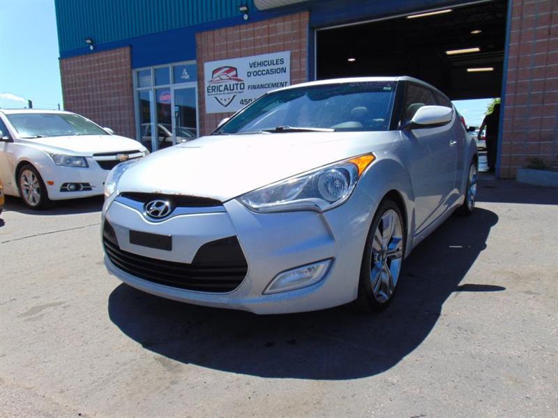 Hyundai Veloster 2012 Coupé à 3 portes,