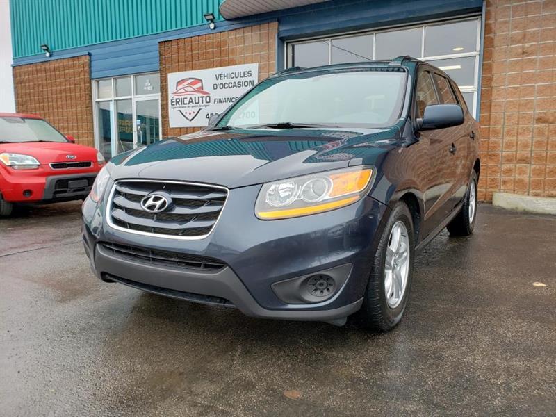 Hyundai Santa Fe 2010 4 portes, traction avant, 4 cyl. en lign