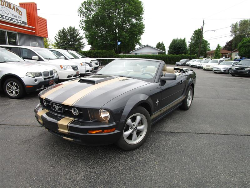 Ford Mustang 2007 2dr Conv #2474b