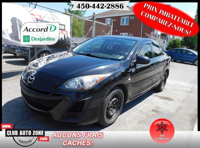 Mazda Mazda3 2010 AUTOMATIQUE AIR CLIMATISÉ #A1248614