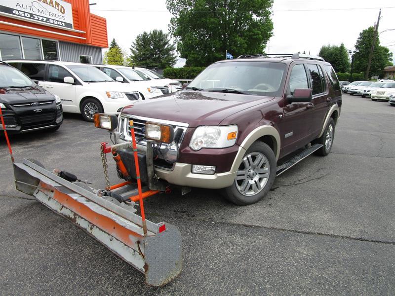 Ford Explorer 2007 4WD 4dr 4.6L Eddie Bauer #2515a