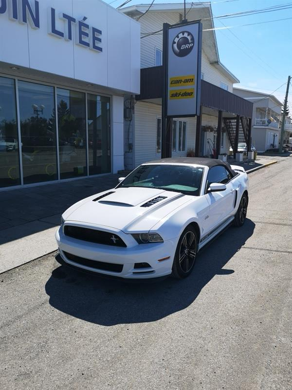 Ford Mustang 2014 2dr Conv GT/CS #js13766