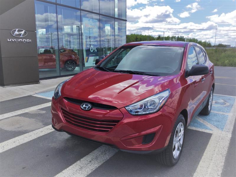 2014 Hyundai Tucson GL #TU1135A