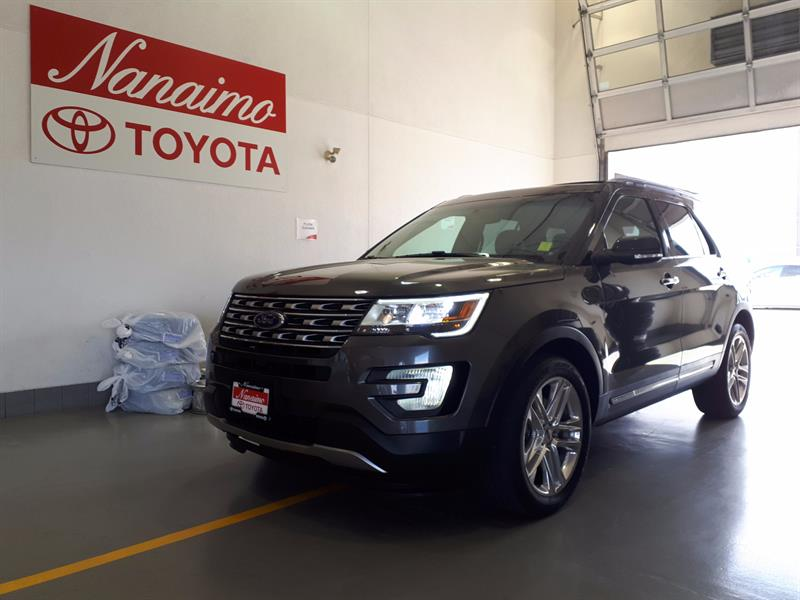 2016 Ford Explorer 4WD Limited #20808AH