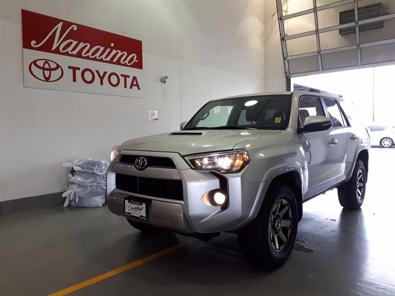 2018 Toyota 4Runner 4WD TRD Off-Road #21174AX
