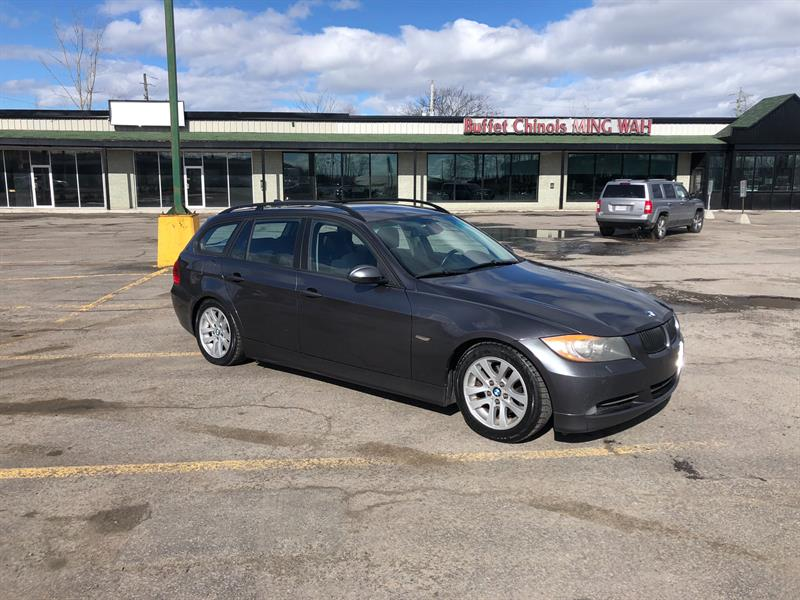 BMW 3 Series 2007 4dr Touring Wgn 328xi AWD