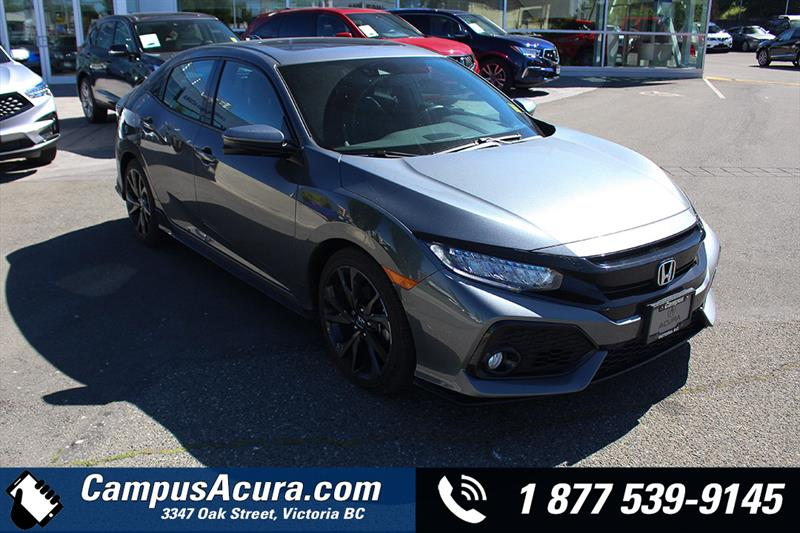 2019 Honda Civic Hatchback Sport Touring CVT #AC1012