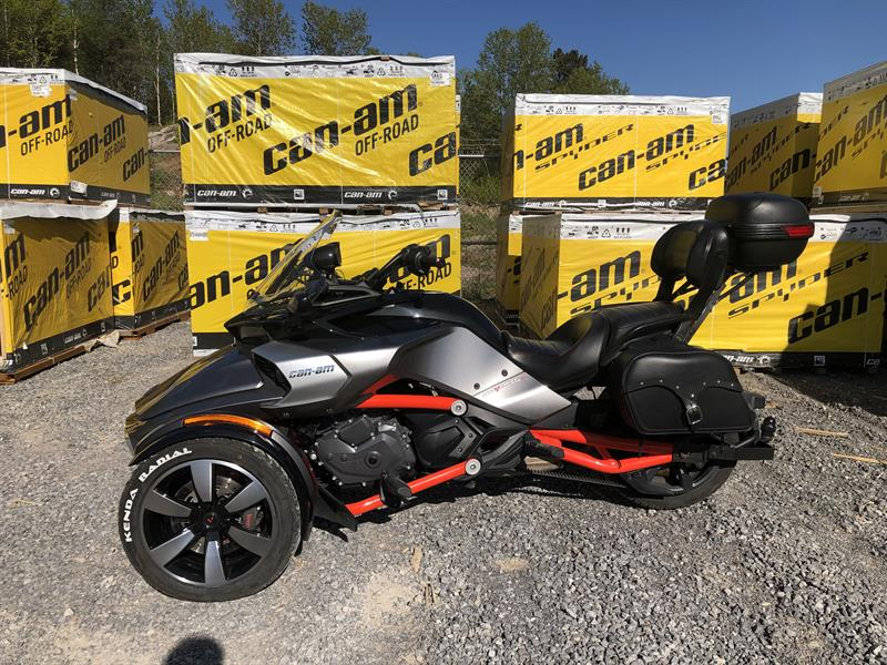 Can-am Spyder F3-S 2015 #38227