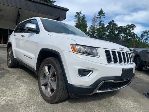 2016 Jeep Grand Cherokee Limited #c729529a