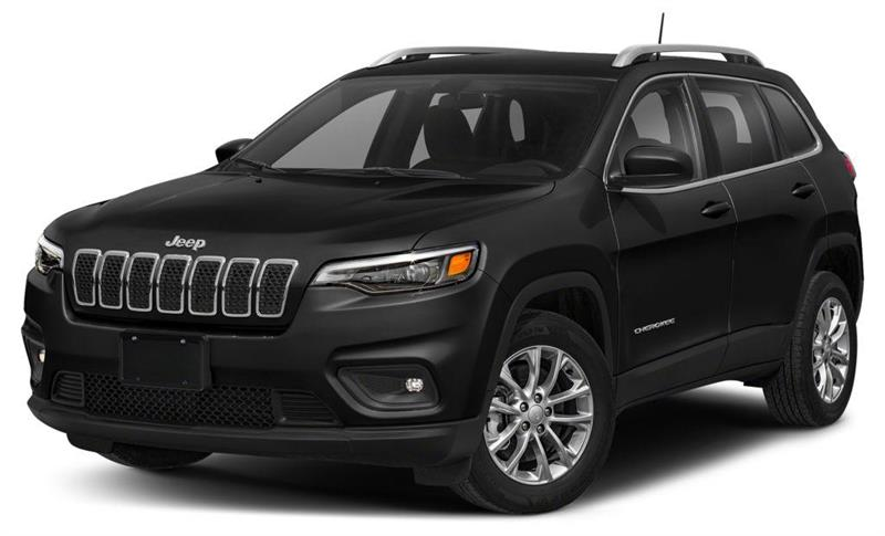 2019 Jeep Cherokee Limited #K450356
