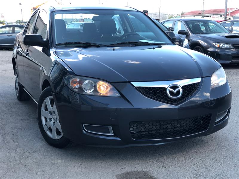 Mazda Mazda3 2008 #81799145