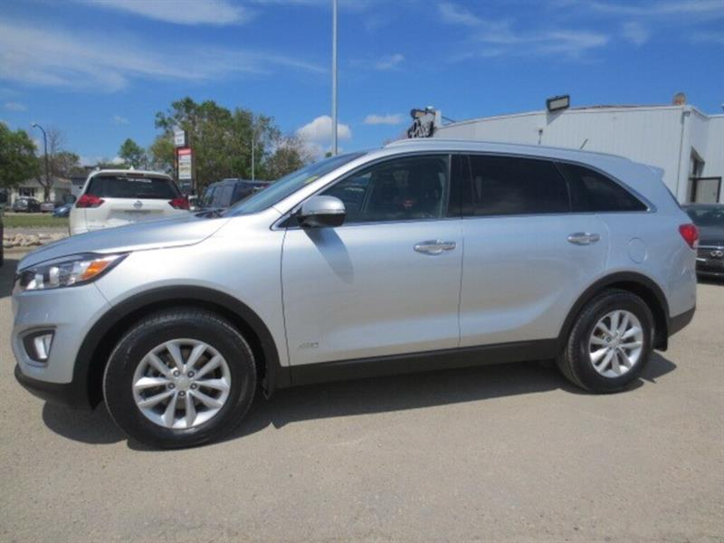 2017 Kia Sorento 2.4L LX AWD - BLUETOOTH/HEATED SEATS #4076