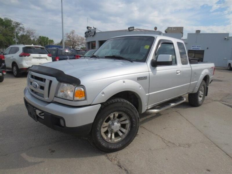 2007 Ford Ranger Sport EXT CAB 4X4 #4088