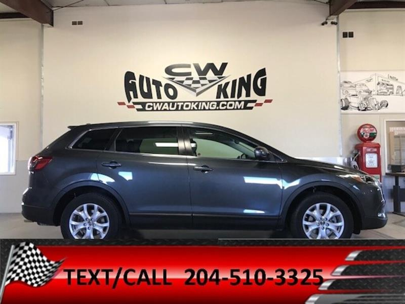 2014 Mazda CX-9 GS Touring/AWD/7-Passanger/Leather/Roof #20042430