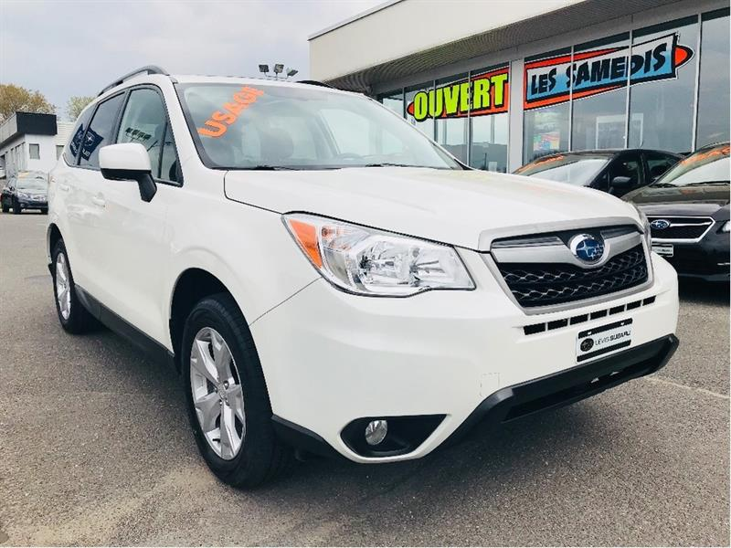 Subaru Forester 2016 2.5i Touring Package #15981a