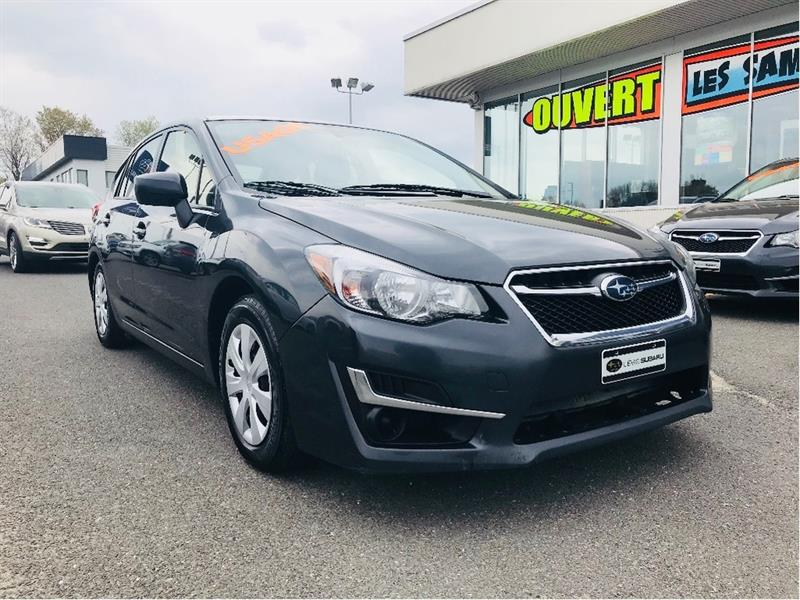 Subaru Impreza 2016 2.0i #15983a