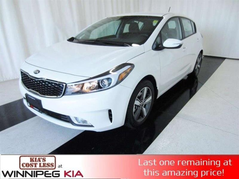 2018 Kia Forte5 LX+ *Backup Camera, Bluetooth & More!* #18FR684
