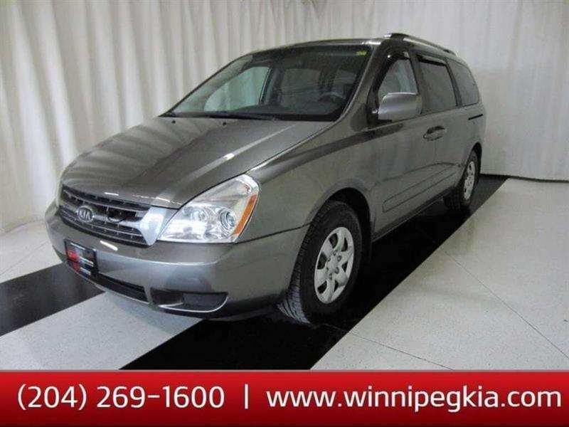 2010 Kia Sedona LX *Always Owned In Manitoba!* #19SD831A