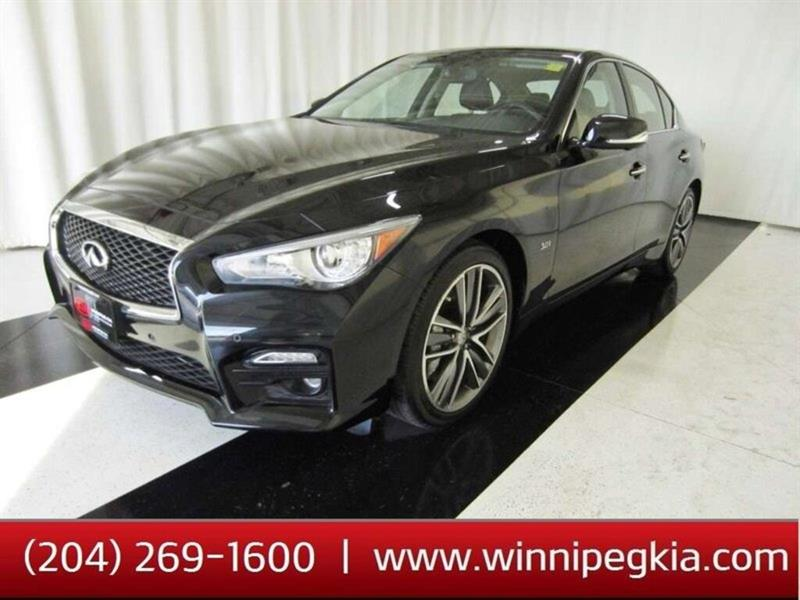 2017 Infiniti Q50 3.0t *Loaded With Luxuries!* #17IQ32878