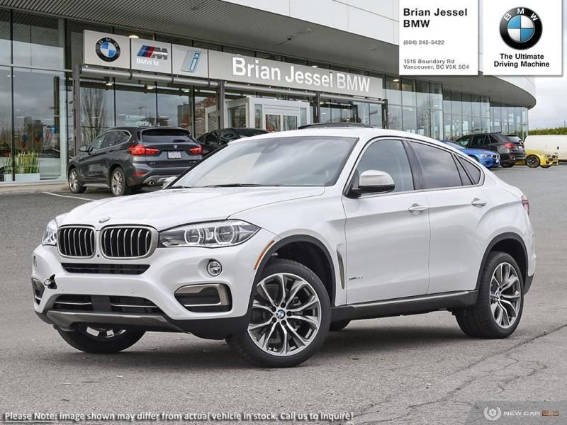 2019 BMW X6 XDrive35i Sports Activity Coupe #3519RX102144703