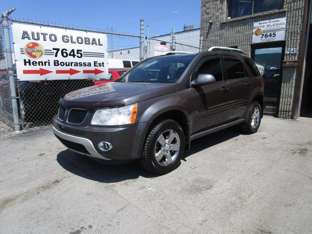 Pontiac Torrent 2008 AWD Mags Podium Edition Air Clim. #19-896