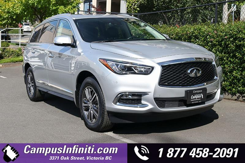 2019 Infiniti Qx60 Pure AWD w/ Essential Package #JI3329