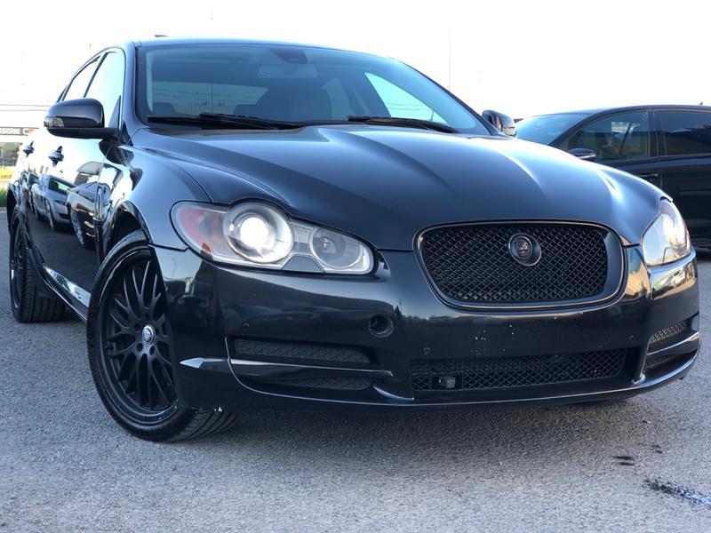 Jaguar XF 2009 Premium Luxury #9HR13978