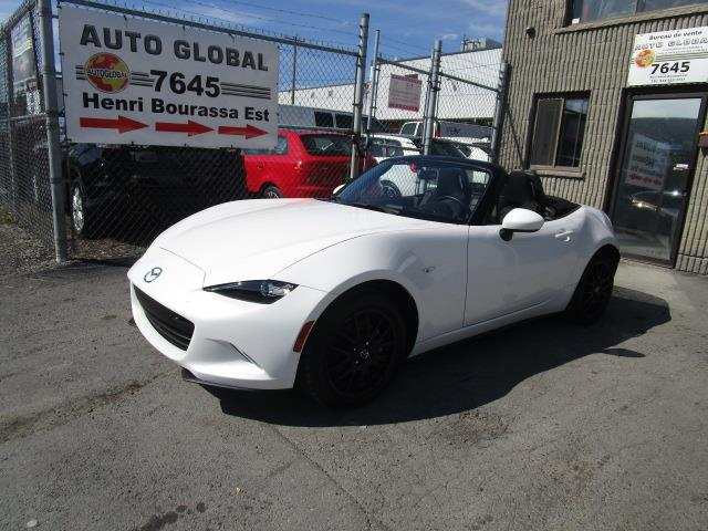 Mazda MX-5 2016 GX Convertible TRES BAS MILLAGE #19996