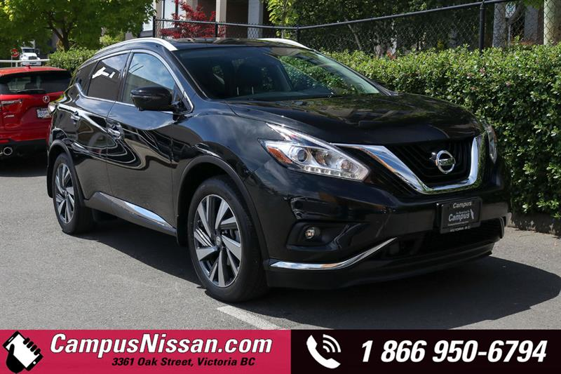2016 Nissan Murano | Platinum | AWD w/ Power Tailgate #A7478