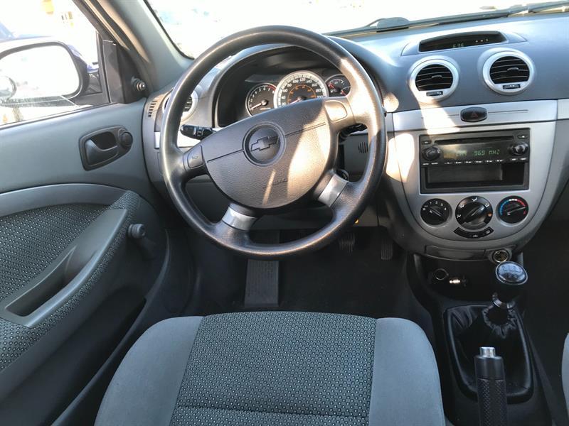Chevrolet Optra 5 29