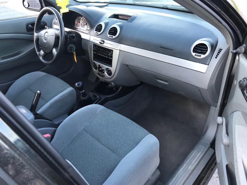 Chevrolet Optra 5 32
