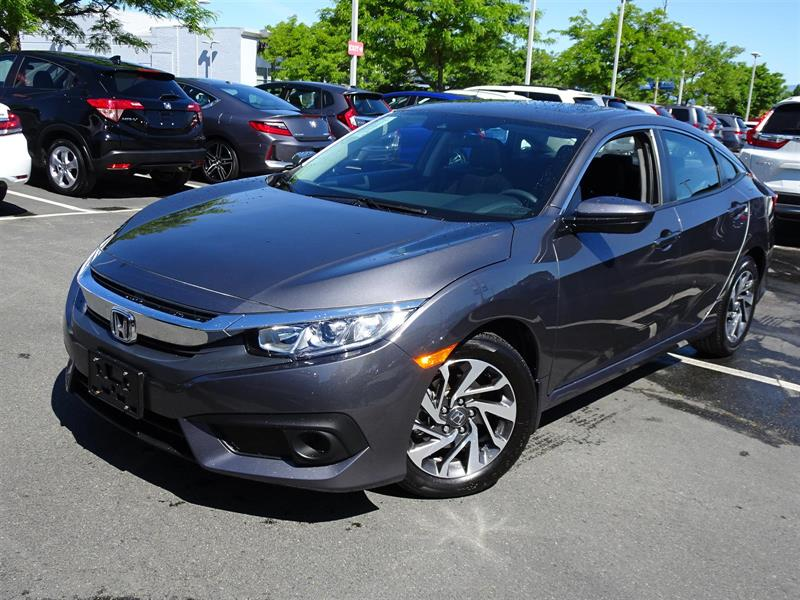 2017 Honda Civic Sedan EX CVT HS. Honda Certified Extended Warranty #LH8825