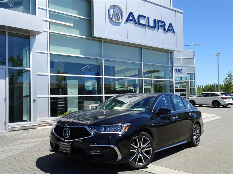 2018 Acura RLX Hybrid Elite|Acura Certified|Local Car|One Owner|N #P6245