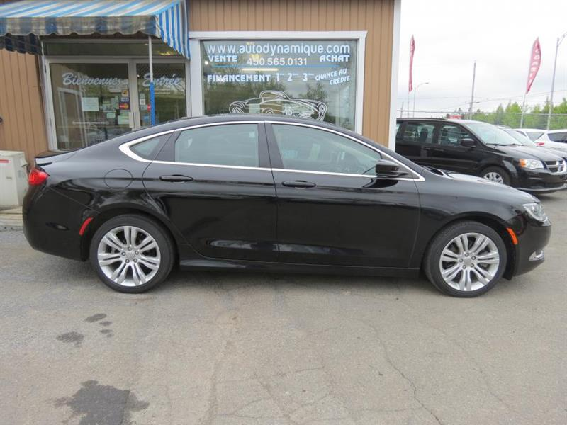 2015 Chrysler 200 Berline 4 portes Limited, traction avant #4423