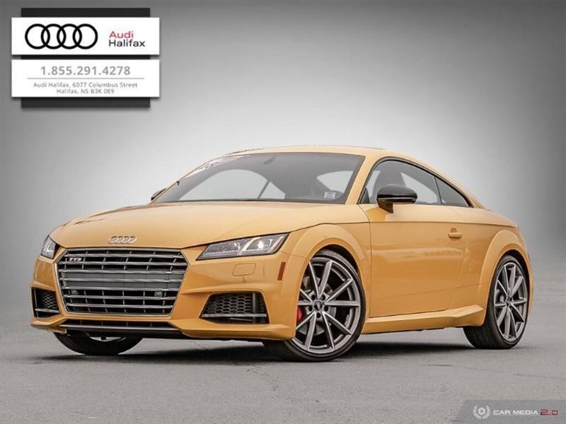 2018 Audi TTS Quattro #A19176T