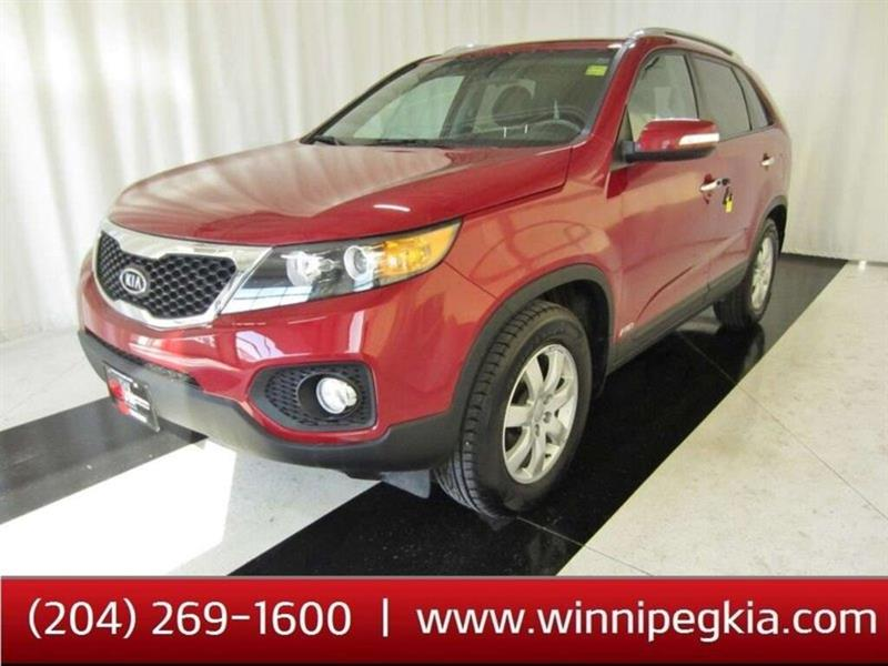 2012 Kia Sorento 2.4L LX AWD *Local Vehicle!* #19SR169A