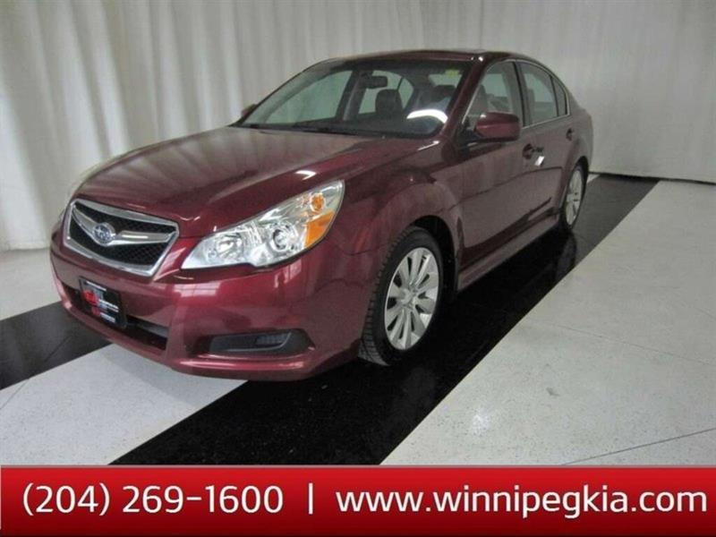 2010 Subaru Legacy Limited *Navi, Sunroof, Winter Tires On Rims!* #15LN32085A