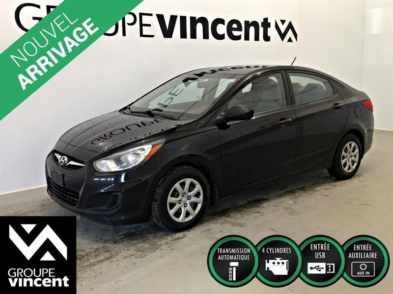 Hyundai Accent 2012 L**GARANTIE 10 ANS** #44352AT